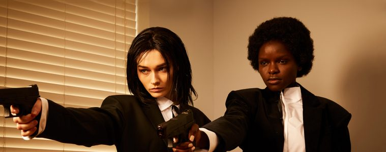 Pulp Fiction - Lesia Gribbin, James Lee Wall, Nora Russell