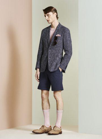 Richard James Spring 2018 Men's Fashion Show