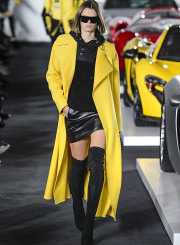 Ralph Lauren Fall 2017 Fashion Show