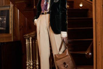 Ralph Lauren Pre-Fall 2017 Lookbook