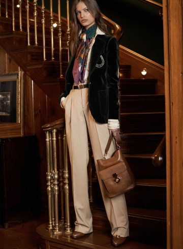Ralph Lauren Pre-Fall 2017 Lookbook