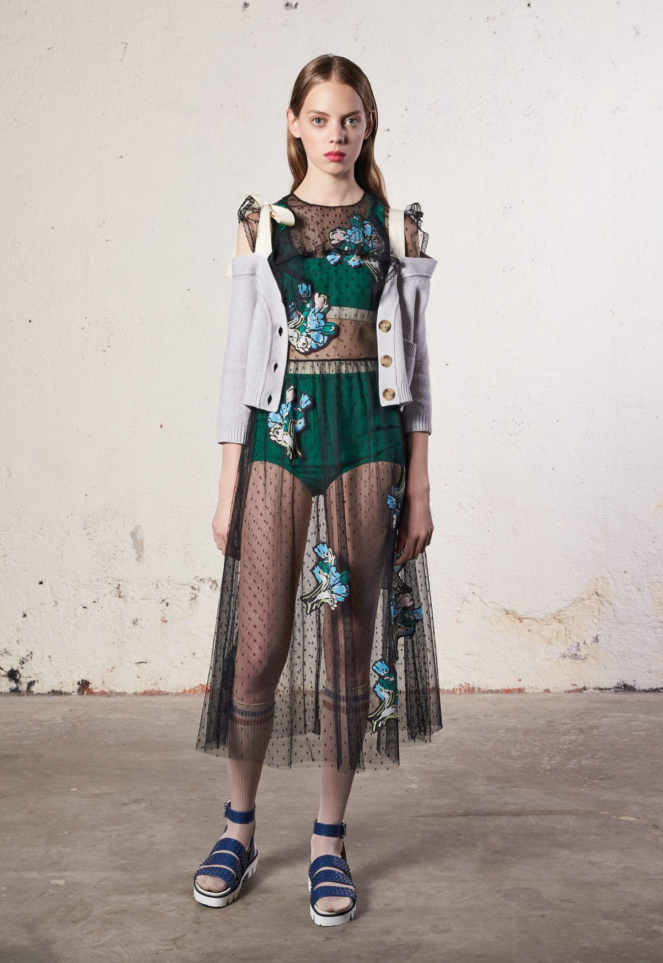 Red Valentino Resort 2018 Lookbook The Impression Fashion News