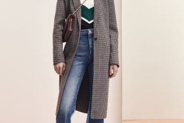 Sandro Fall 2017 Lookbook