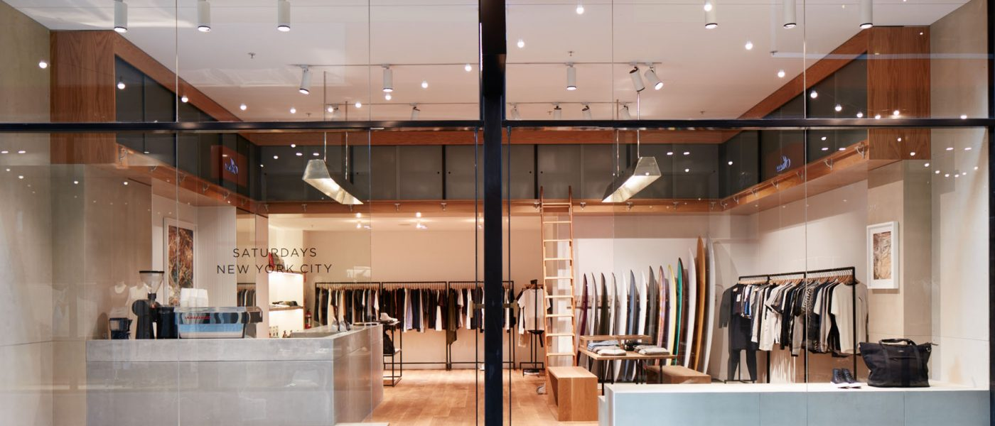 The Store Scout - Saturdays Surf NYC