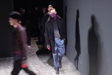 Robert Geller Fall 2017 Menswear Fashion Show Film - Behind-the-Scenes