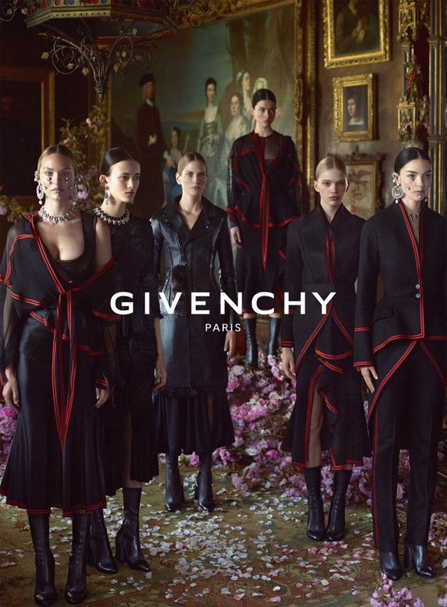 Givenchy-Fall-2015-Ad-Campaign