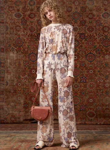 See by Chloé Resort 2018 Lookbook