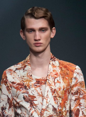 SONGZIO Men's fashion show spring 2016 photo
