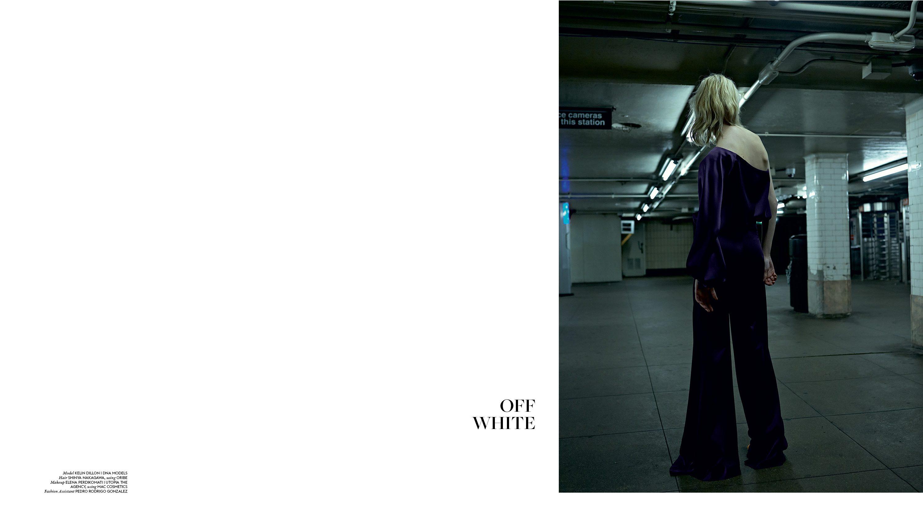 The Metro - The Impression Magazine Vol 2.