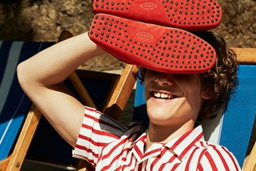 Mr Porter Taps Tod's for New Capsule Collection