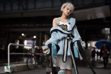 Tokyo Fashion Week Street Style Day 2 Fall 2017