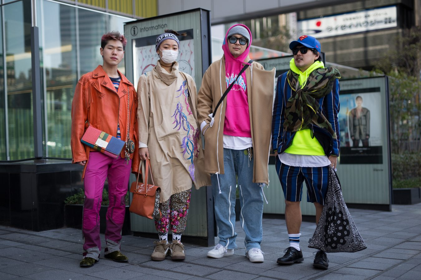 Tokyo Fashion Week Street Style Day 3 Fall 2017 The