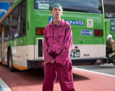 Tokyo Fashion Week Street Style Day 5 Fall 2017