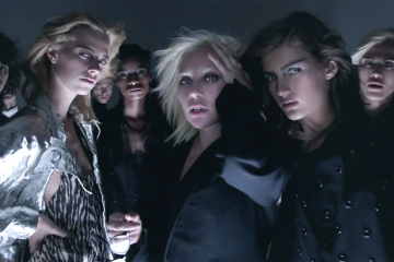Tom Ford Lady gaga Video Photo