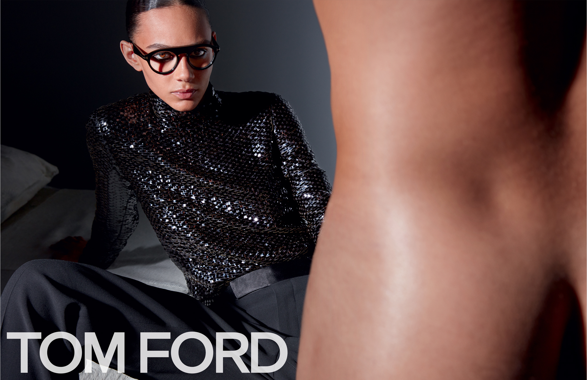 Tom Ford Fall 2017 Ad Campaign The Impression