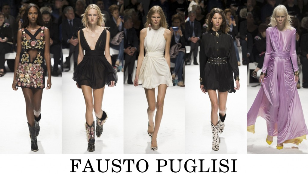 Faust Puglisi Top 10 others spring 2016 fashion show photo