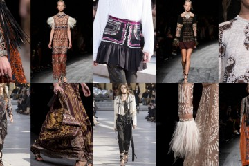 Spring 2016 fashion Show Trends tribal Photo