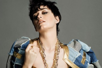 Moschino Katy Perry Fall 2015 Ad Photo