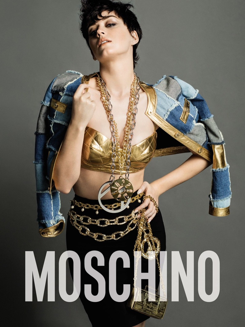 Katy Perry Moschino Photo
