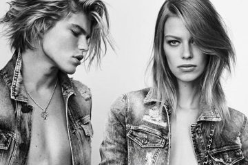 Versace Jeans' Spring 2017 Ad Campaign