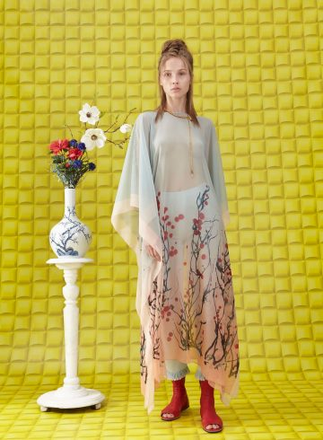 Vionnet Resort 2018 Lookbook