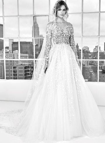 Zuhair Murad Spring 2018 Bridal Fashion Show