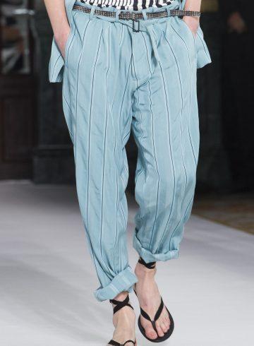 Haider Ackermann Spring 2018 Men's Fashion Show Details