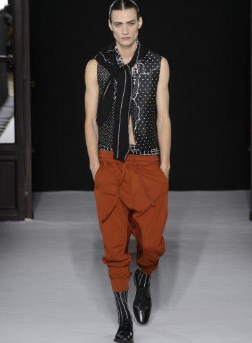 Haider Ackermann Spring 2018 Men's Fashion Show
