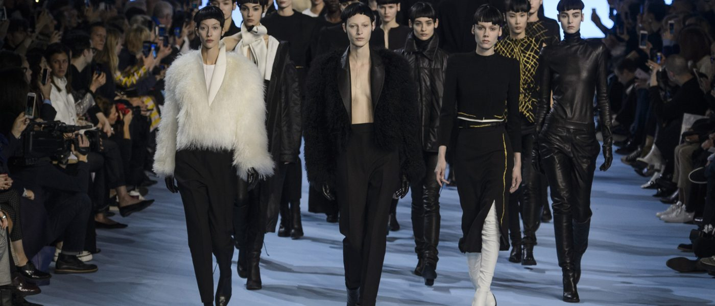 Other Best Women's Designer Collections of Paris Fashion Week Fall 2017