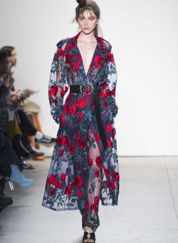 Adam Selman Fall 2017 Fashion Show