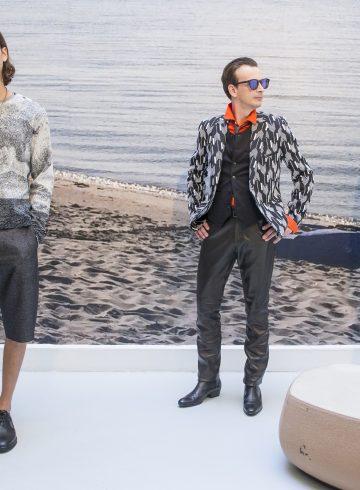 Agnes B. Spring 2018 Men's Fashion Show