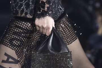 Alexander Wang Fall 2017 Fashion Show Details 2