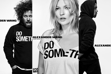 Alexander Wang do something
