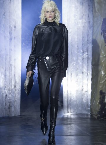 Alexander Wang Fall 2017 Fashion Show