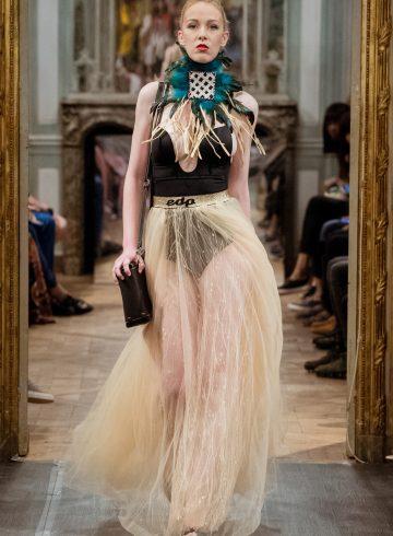 Maison Anggy Haif Fall 2017 Couture Fashion Show