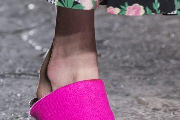 Au Jour Le Jour Fall 2017 Fashion Show Details