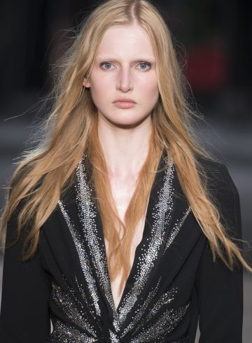 Azzaro Fall 2017 Couture Fashion Show Beauty