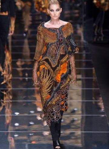 Balmain Fall 2017 Fashion Show