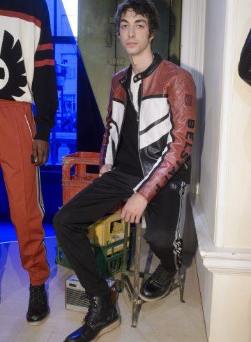 Belstaff Spring 2018 Men's Fashion Show