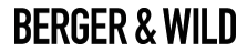 berger & wild logo