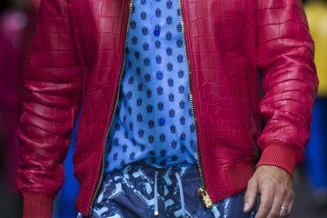 Billionaire Spring 2018 Men's Fashion Show Details