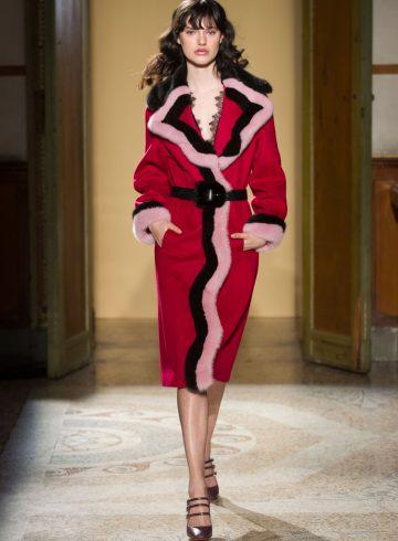 Blumarine Fall 2017 Fashion Show