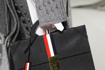 Thom Browne Fall 2017 Menswear Fashion Show Details