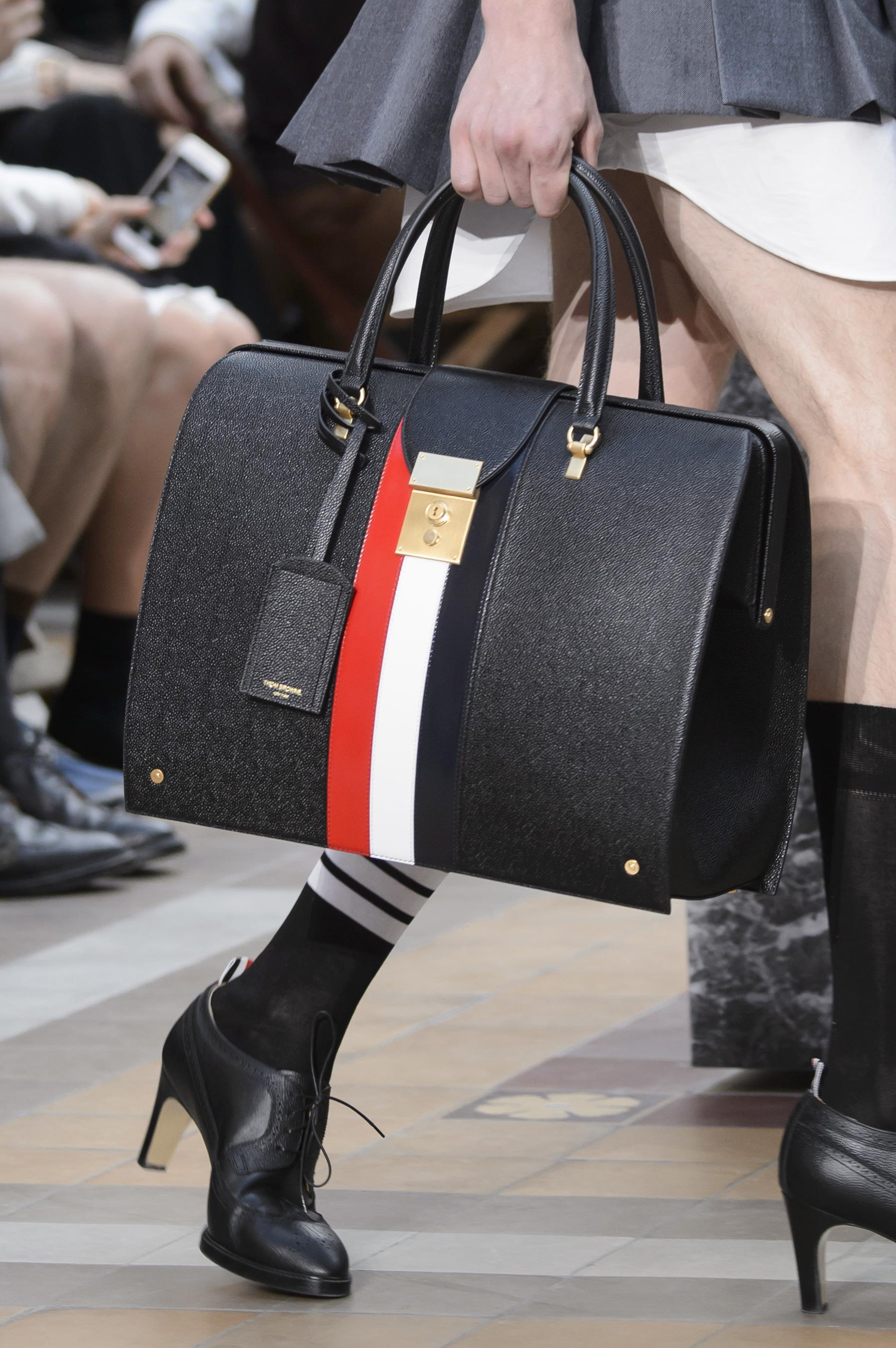 Thom Browne Spring 2018 Men's Fashion Show Details
