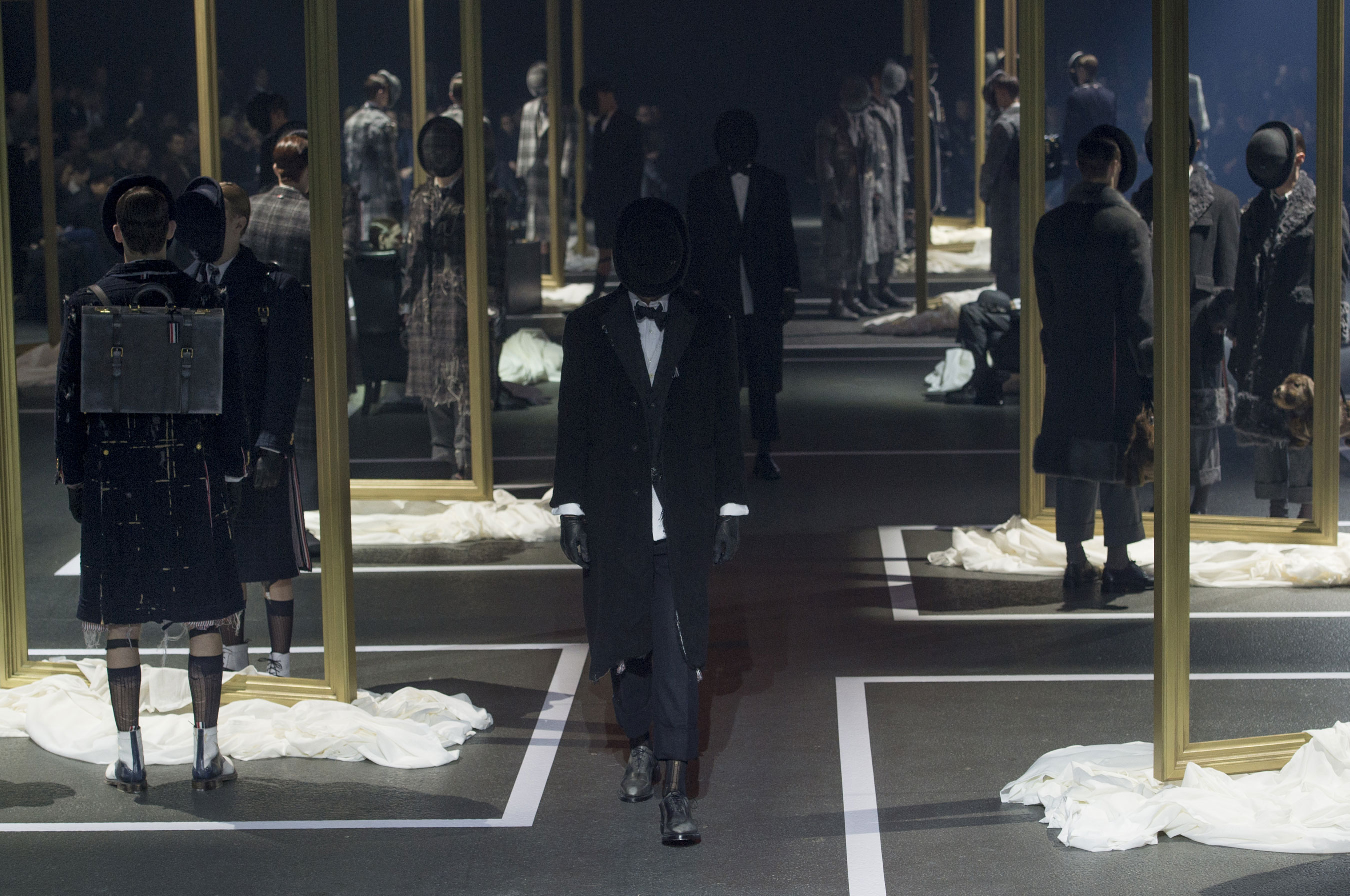 Thom Browne Designer Interview