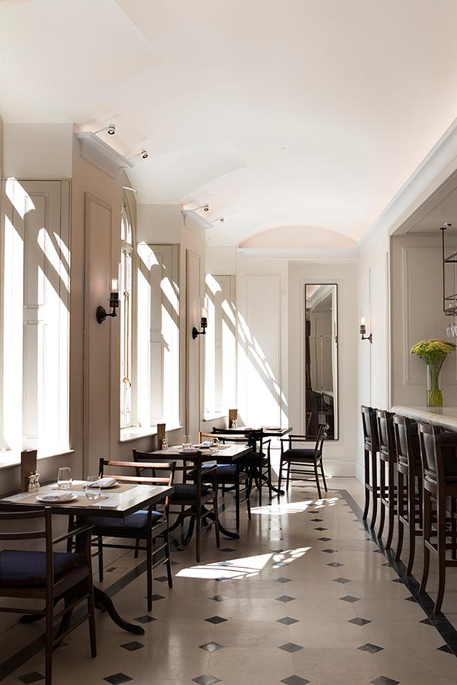 burberry's new london café