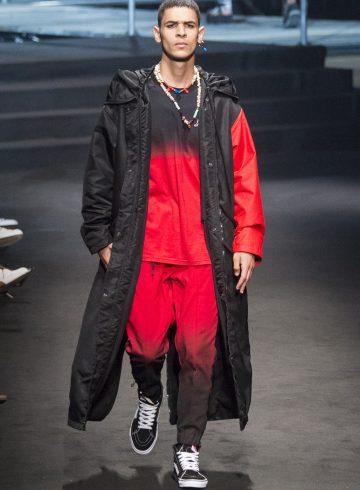 Marcelo Burlon County of Milan Spring 2018 Men's Fashion Show