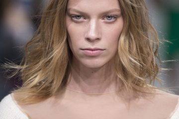 Calvin Klein Fall 2017 Fashion Show Beauty