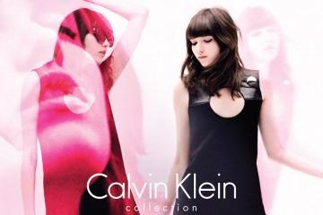 calvin klein collection fall 2015 ad campaign photo