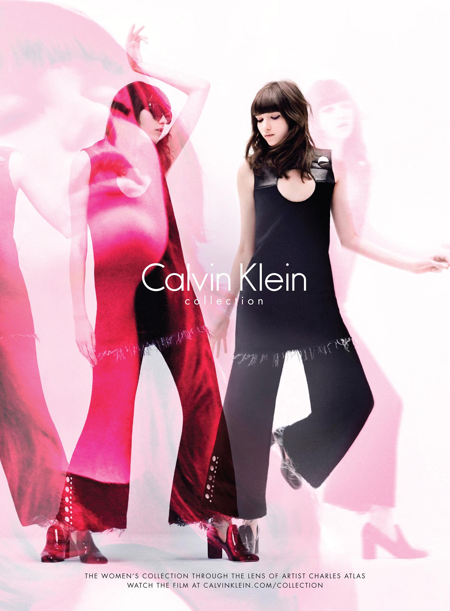 Calvin Klein Global Marketing Campaign x Charles Atlas